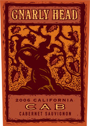 Gnarly Head Cabernet Sauvignon