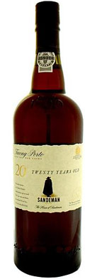 Sandeman 20 Year of Tawny Port