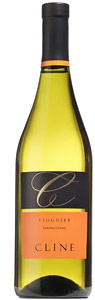 Cline  Cellars 2009 Viognier