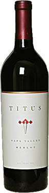 Titus Vineyards 2007 Merlot