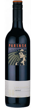 Paringa 2008 Shiraz