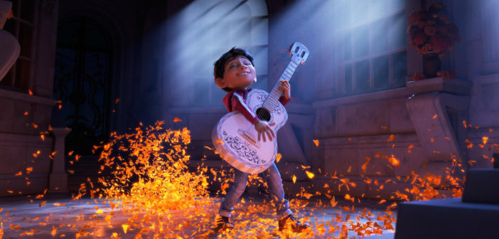 """Movie Review: """"Coco"""""""