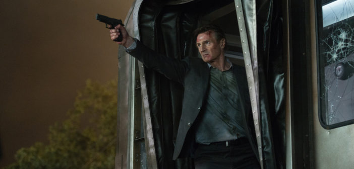 "Movie Review: ""The Commuter"""