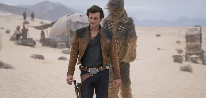 """Movie Review: """"Solo: A Star Wars Story"""""""