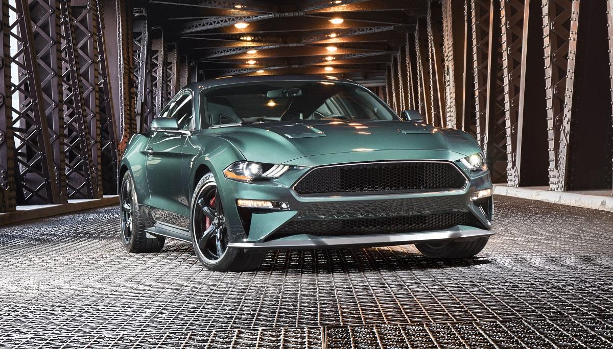 50th anniversary Mustang Bullitt
