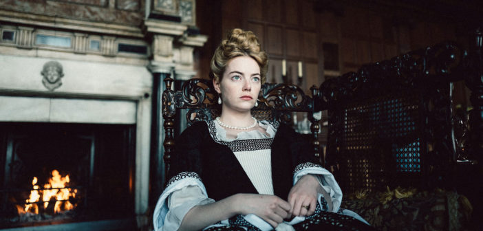 "Movie Review: ""The Favourite"""