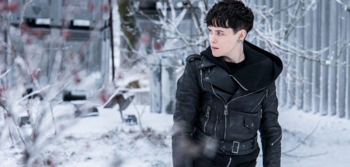 """Movie Review: """"The Girl in the Spider's Web"""""""