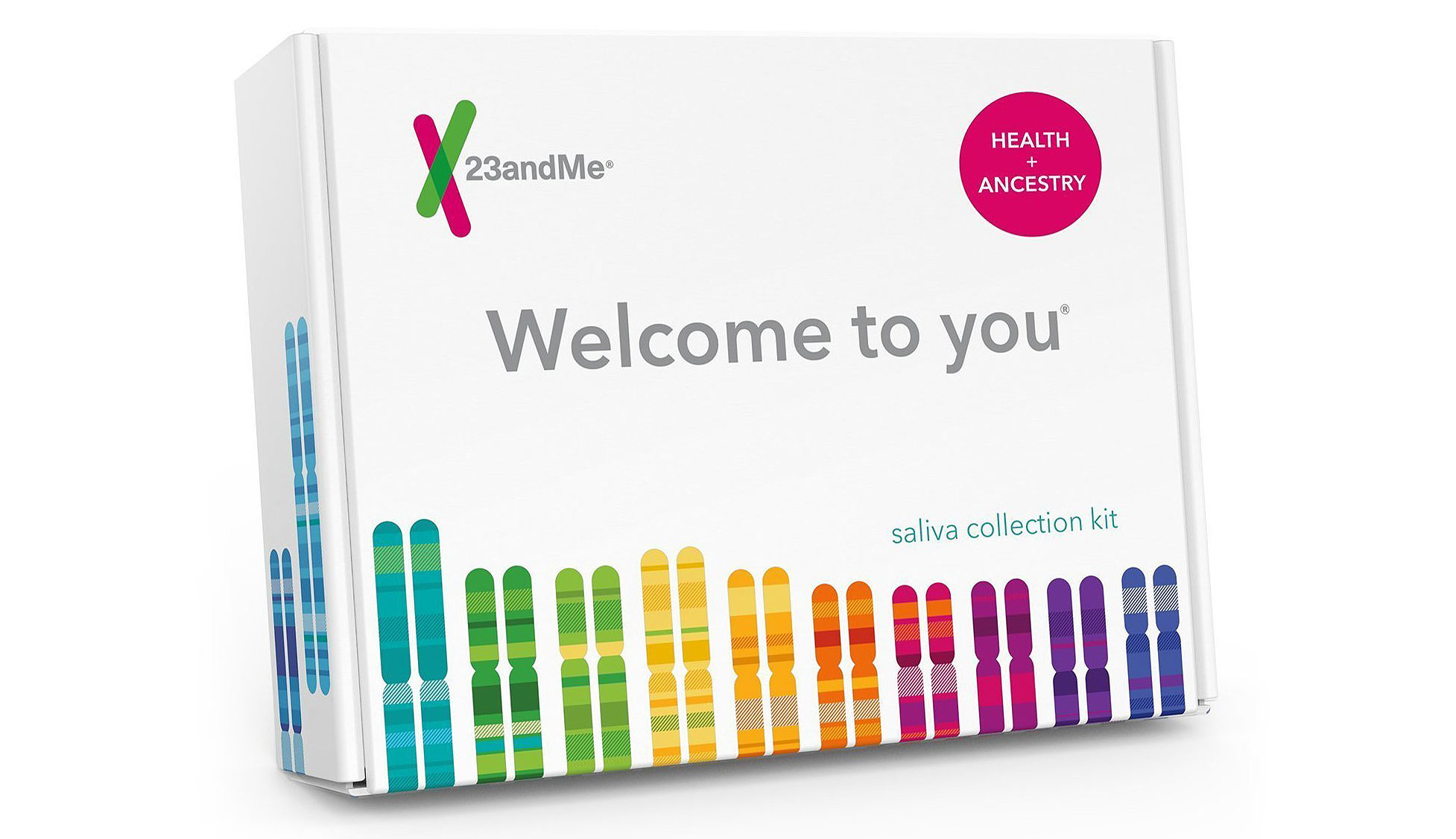 23andMe Health and Ancestry Kit
