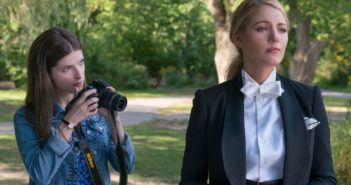 "Anna Kendrick and Blake Lively in ""A Simple Favor"""