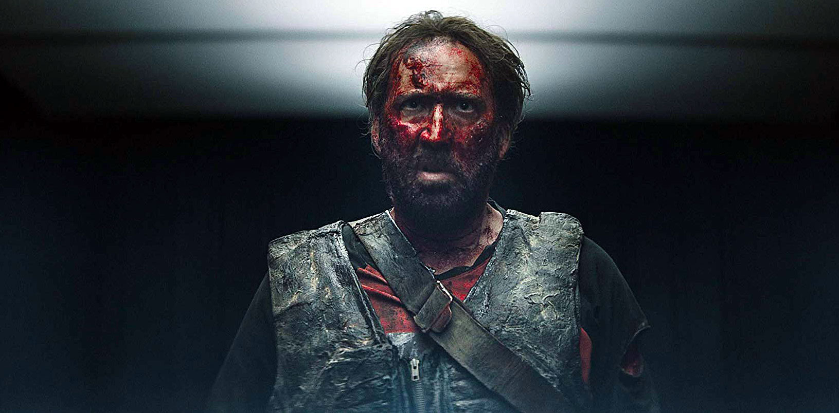"Nicolas Cage in ""Mandy"""
