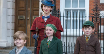 "Emily Blunt in ""Mary Poppins Returns"""