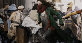 "Hera Hilmer in ""Mortal Engines"""