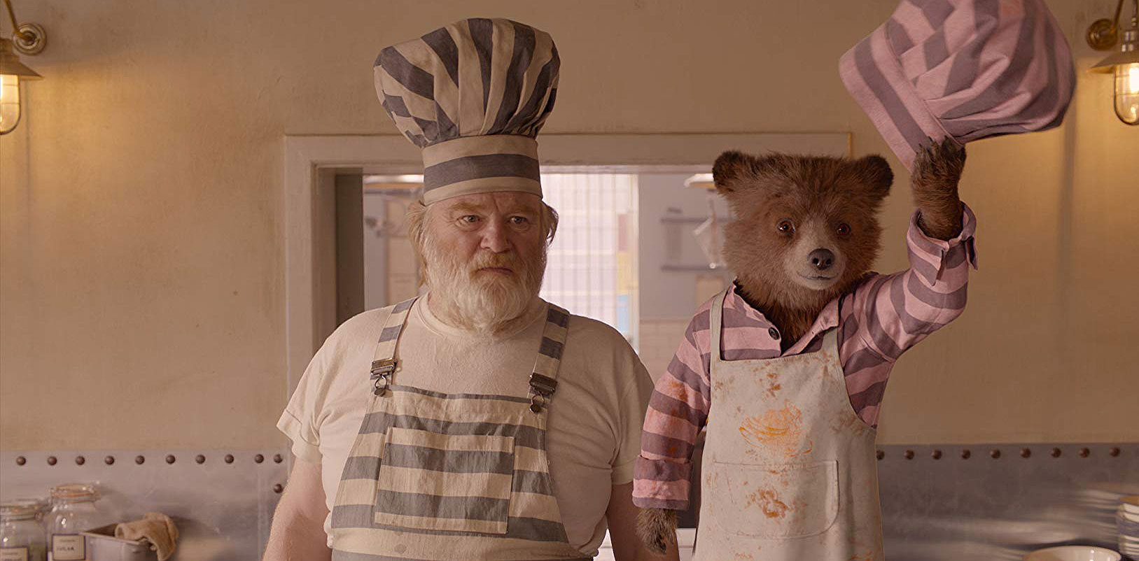 "Brendan Gleeson in ""Paddington 2"""