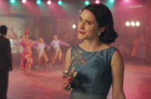 "Rachel Brosnahan in ""The Marvelous Mrs. Maisel"""