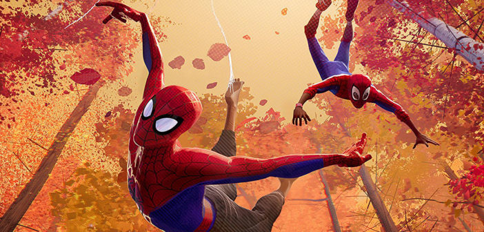 "Movie Review: ""Spider-Man: Into the Spider-Verse"""