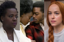 Viola Davis, KiKi Layne, Stephan James and Dakota Johnson