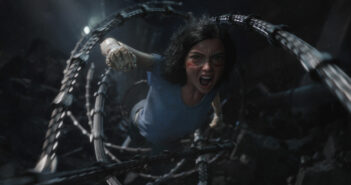 "Rose Salazar in ""Alita: Battle Angel"""