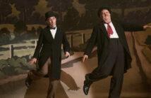 "Steve Coogan and John C. Reilly in ""Stan & Ollie"""