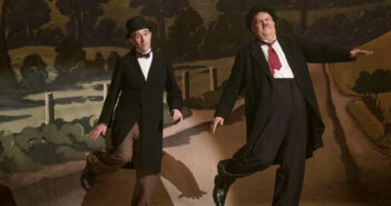 "Steve Coogan and John C. Reilly in ""Stan & Ollie"""