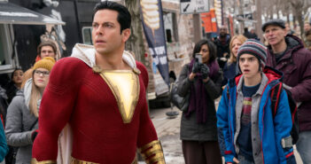 Movie Review: Shazam!""