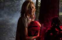 "Elizabeth Banks in ""Brightburn"""