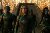 "Brie Larson in ""Captain Marvel"""
