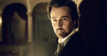 "Edward Norton in ""The Illusionist"""