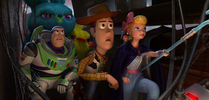 """Movie Review: """"Toy Story 4"""""""