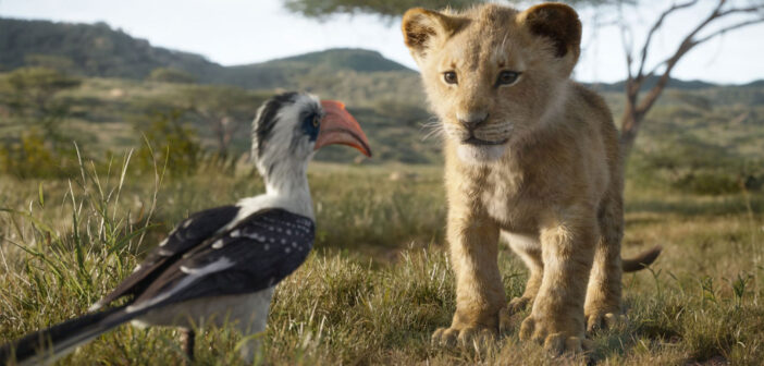 "Movie Review: ""The Lion King"""