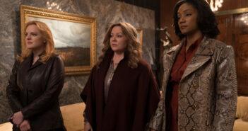 "Elisabeth Moss, Melissa McCarthy and Tiffany Haddish in ""The Kitchen"""