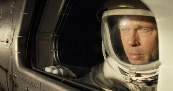 "Brad Pitt in ""Ad Astra"""