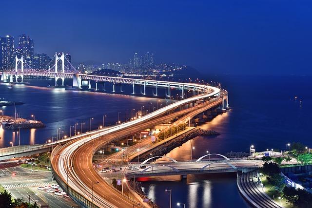 bridge in Korea
