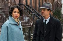 "Edward Norton and Gugu Mbatha-Raw in ""Motherless Brooklyn"""