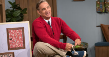 "Tom Hanks in ""A Beautiful Day in the Neighborhood"""