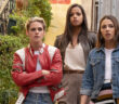 "Kristen Stewart, Naomi Scott and Ella Balinska in ""Charlie's Angels"""
