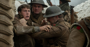"George MacKay in ""1917"""