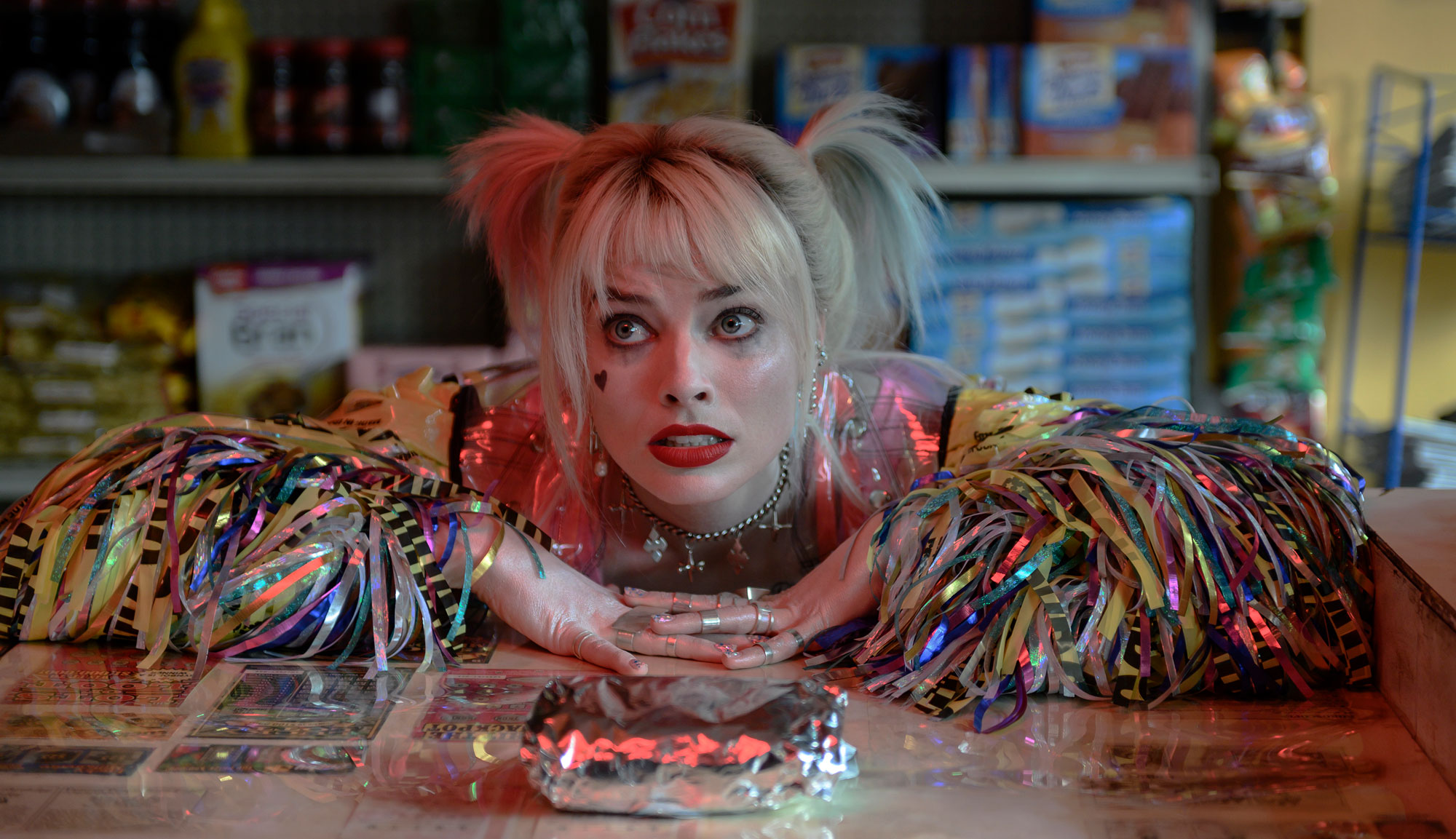 "Margot Robbie in ""Birds of Prey"""