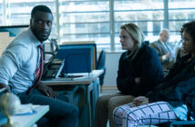 "Elisabeth Moss and Aldis Hodge in ""The Invisible Man"""