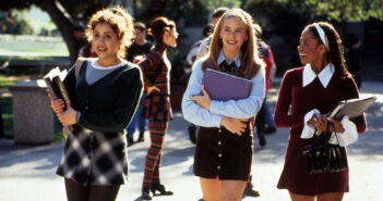 "Alicia Silverstone, Stacey Dash and Brittany Murphy in ""Clueless"""