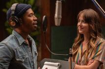 """Dakota Johnson and Kelvin Harrison Jr. in """"The High Note"""""""