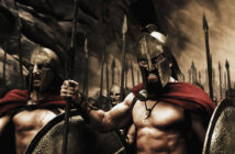"Gerard Butler in ""300"""