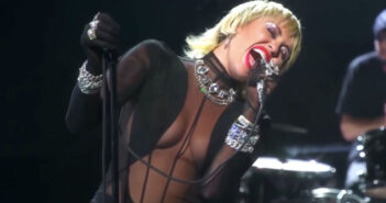 "Miley Cyrus covers ""Heart of Glass"""