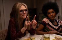 "Julianne Moore and Janelle Monáe in ""The Glorias"""