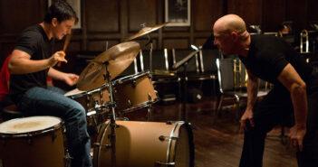 """Miles Teller and J.K. Simmons in """"Whiplash"""""""