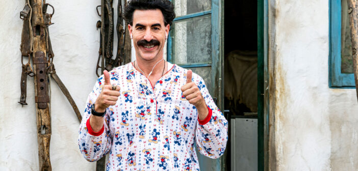 "Movie Review: ""Borat Subsequent Moviefilm"""