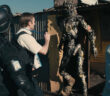 "Sharlto Copley in ""District 9"""