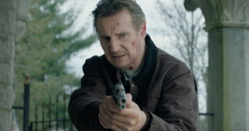 "Liam Neeson in ""Honest Thief"""