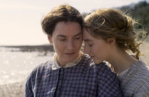 "Kate Winslet and Saoirse Ronan in ""Ammonite"""