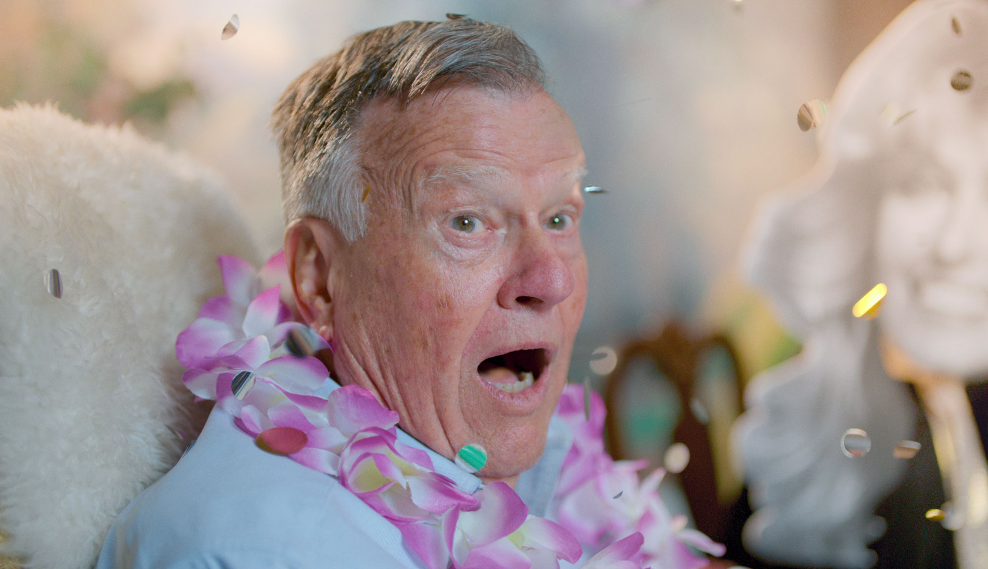 "Dick Johnson in ""Dick Johnson Is Dead"""