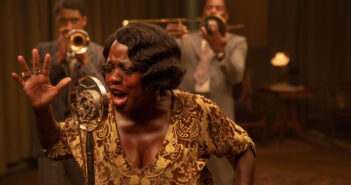 "Viola Davis and Chadwick Boseman in ""Ma Rainey's Black Bottom"""